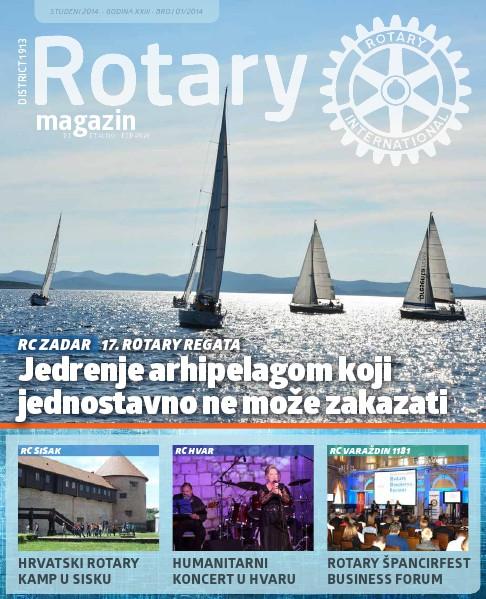 Rotary magazin - studeni 2014. 001