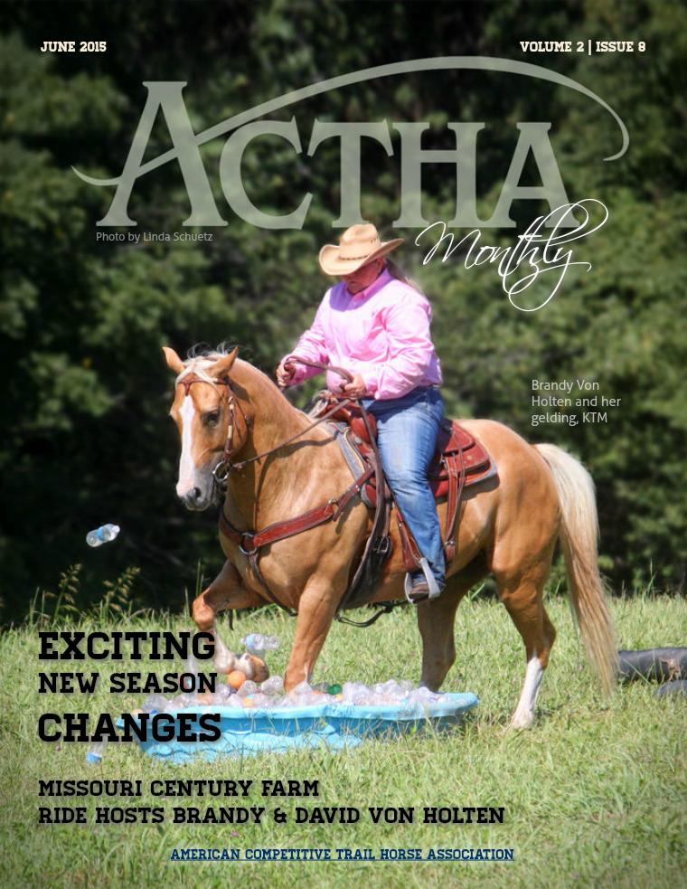 ACTHA Monthly June 2015