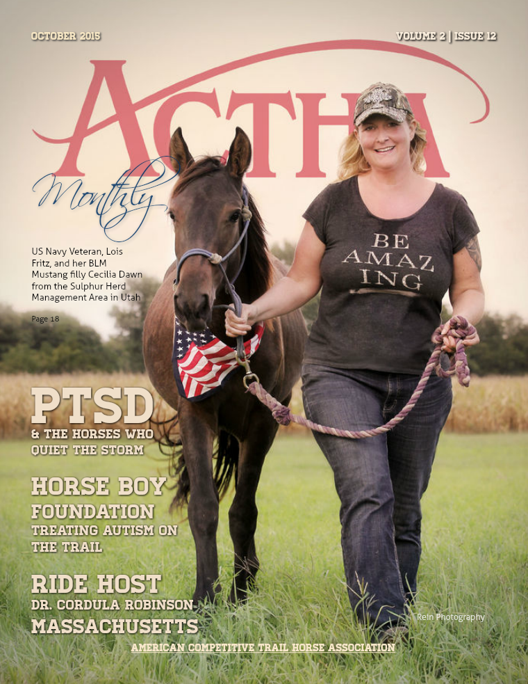 ACTHA Monthly October 2015