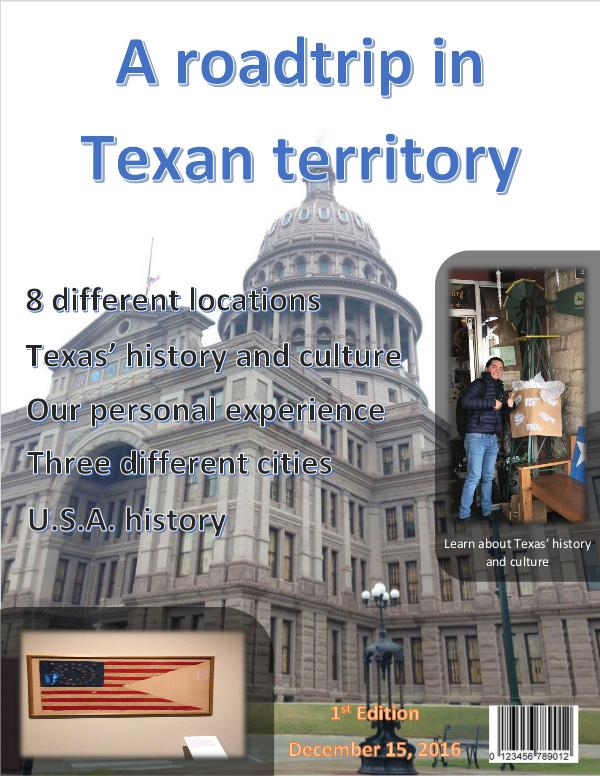 Texas Project 1