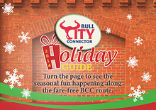 Bull City Connector Holiday Guide