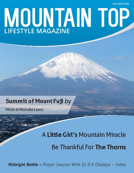 MOUNTAIN TOP LIFESTYLE MAGAZINE 4TH EDITION