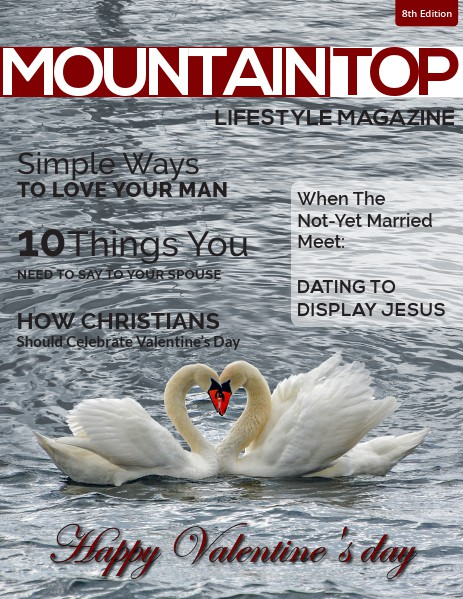 MOUNTAIN TOP LIFESTYLE MAGAZINE 8TH Edition