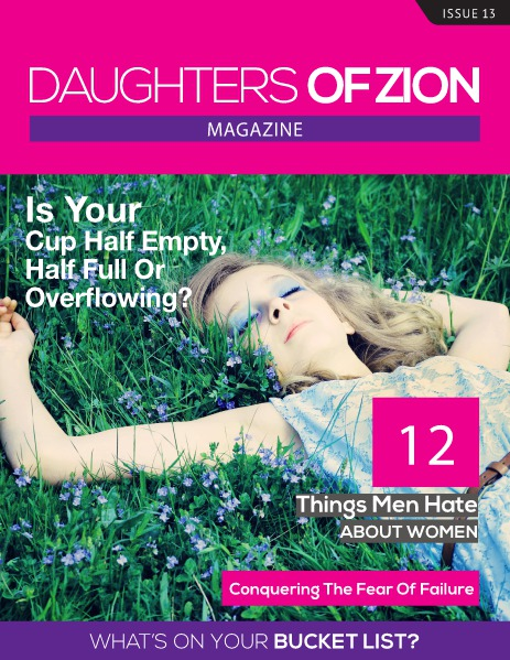 DAUGHTERS OF ZION MAGAZINE ISSUE 13