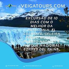 Excursão de 10 dias com o Melhor da Patagônia: El Calafate, Geleira P