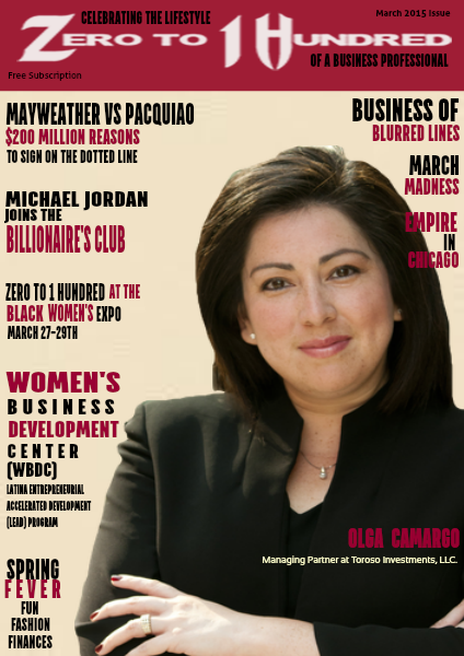 2015 March Issue