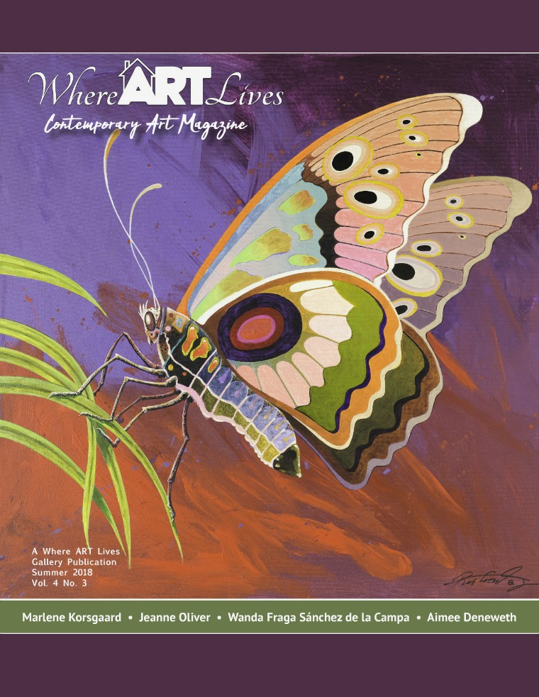 Where ART Lives Magazine Volume 4 Number 3