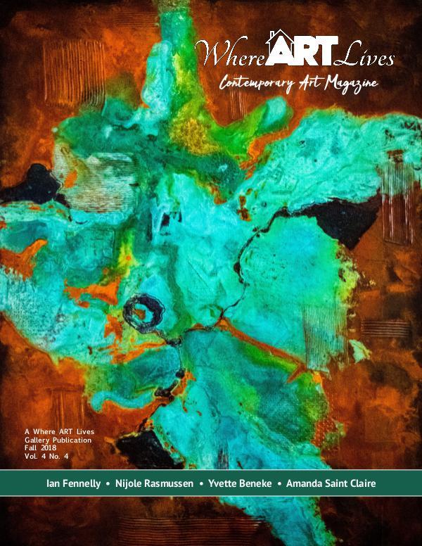 Where ART Lives Magazine Volume 4 Number 4