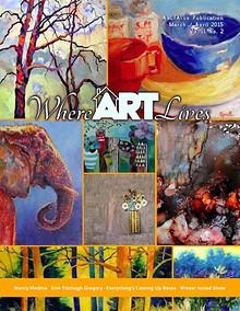 Where ART Lives Magazine