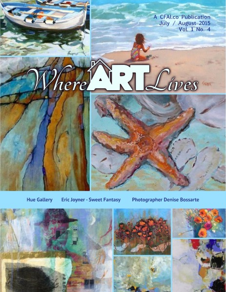 Where ART Lives Magazine Volume 1 Number 4