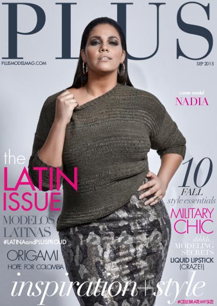PLUS MODEL MAGAZINE September 2015 Latin Issue