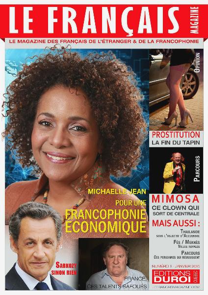 Le Francais Magazine - N1 - janvier 2015