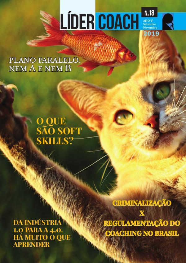 Revista Líder Coach - Setembro - Novembro - 2019 Revista Líder Coach 14 11 2019