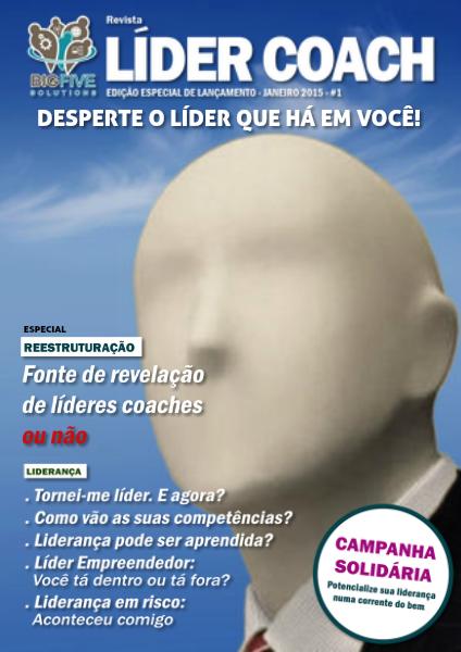 REVISTA LÍDER COACH JANEIRO DE 2015 # 1