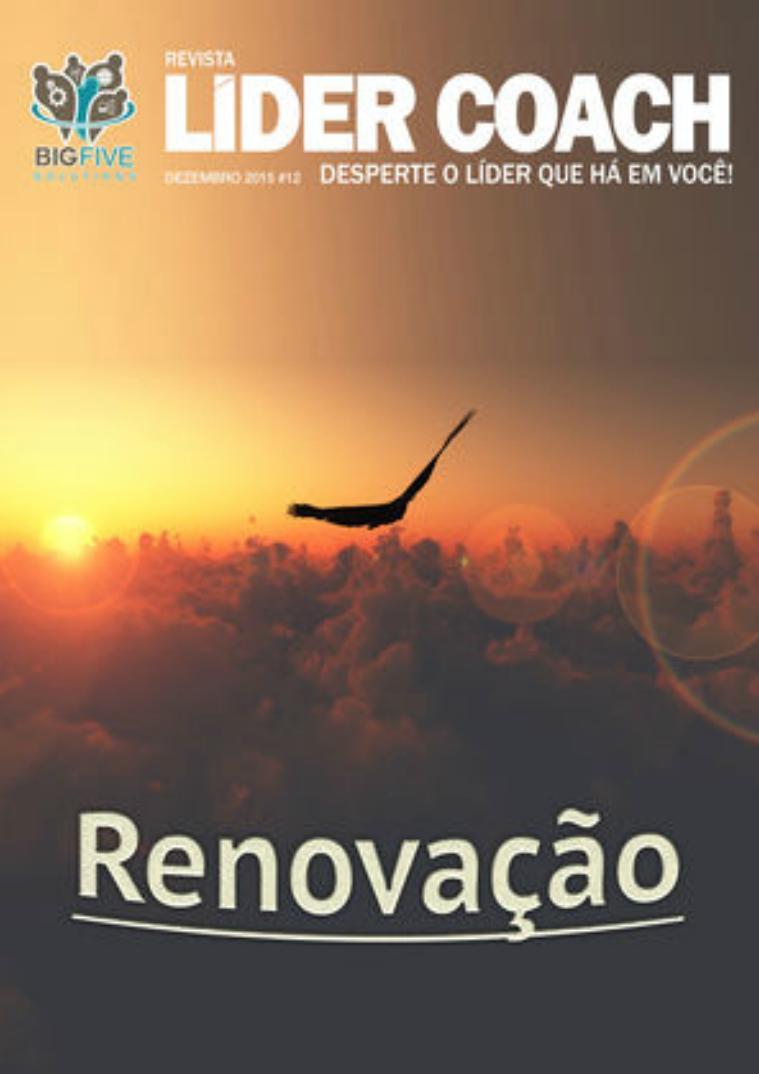 Revista Líder Coach DEZEMBRO DE 2015 #12
