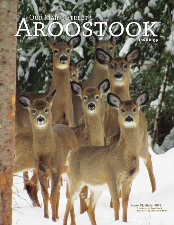 Our Maine Street's Aroostook Issue 39 : Winter 2019