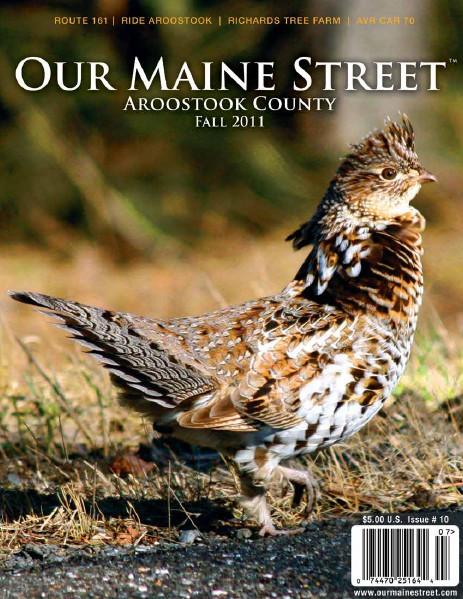 Our Maine Street's Aroostook Issue 10 : Fall 2011