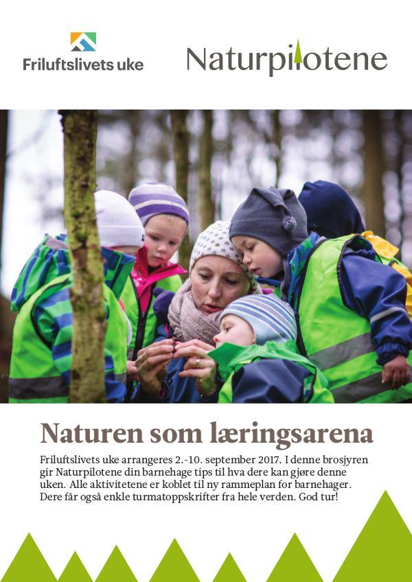 Naturen som læringsarena Friluftslivets uke web[2]