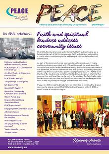 PEACE Newsletter