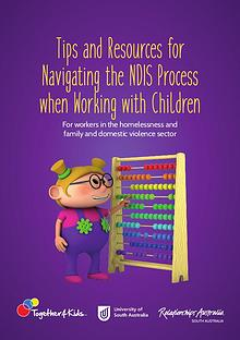 Navigating the NDIS process when working with children