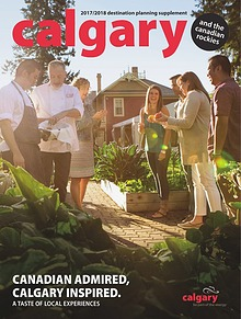Tourism Calgary Visitor Guide