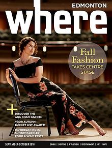 Where Edmonton Magazine
