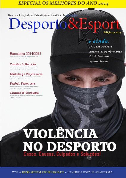Desporto&Esport edição 4 - 2015
