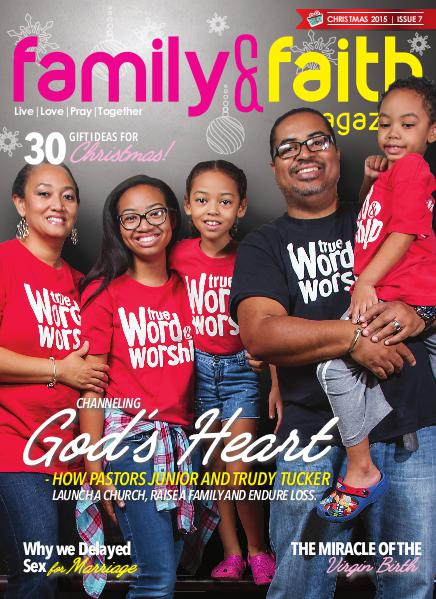 Family and Faith Magazine (Christmas Edition)