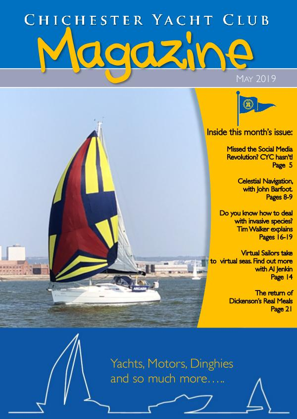 Chichester Yacht Club Magazine May 2019
