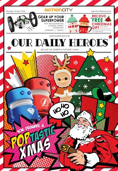 ActionCity Christmas Catalog 2014