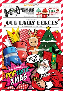 ActionCity Christmas Catalog