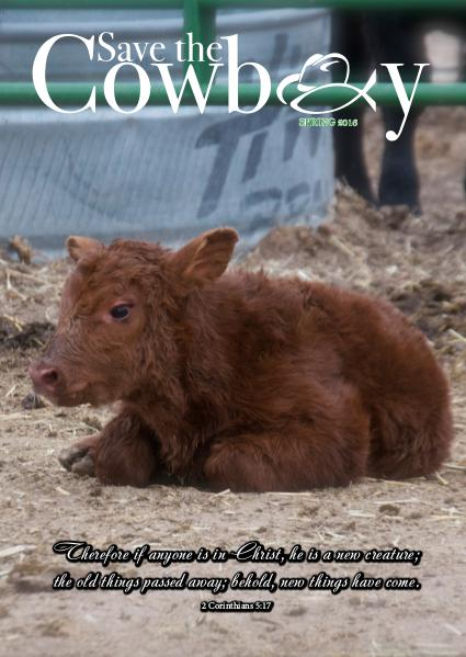 Save The Cowboy Free Issues clone_Spring 2016