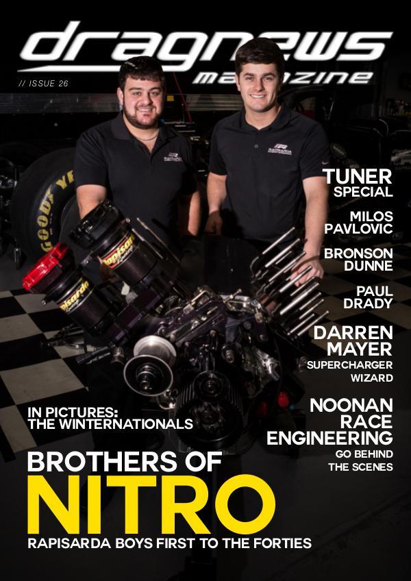 Drag News Magazine Issue 26
