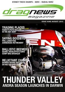 Drag News Magazine (Back Issues)