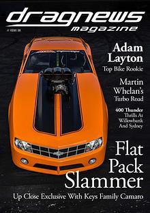 Drag News Magazine