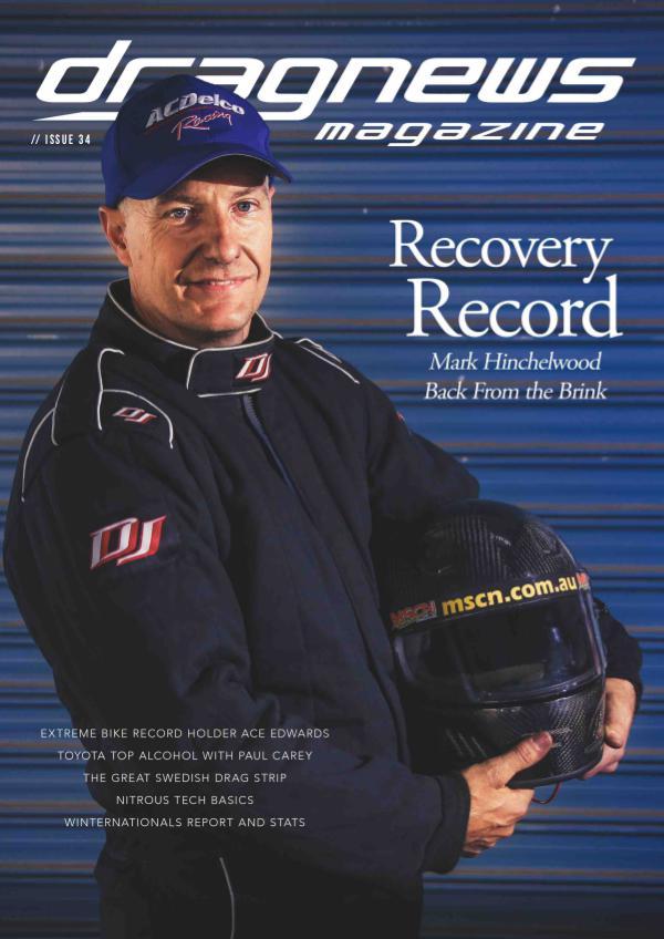 Drag News Magazine Issue 34