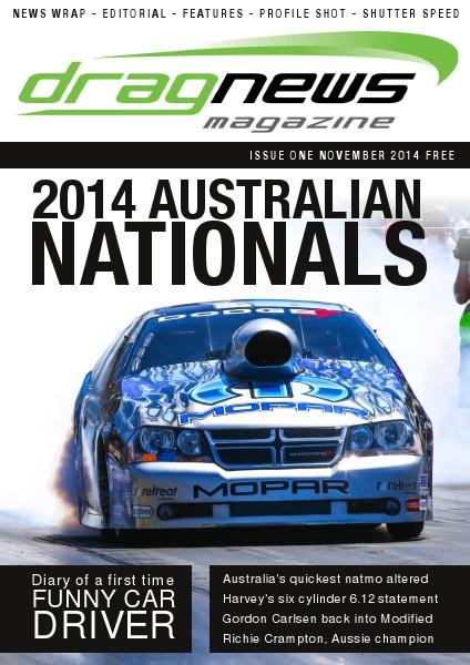 Drag News Magazine November 2014