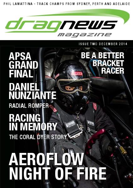 Drag News Magazine December 2014