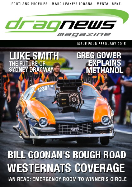 Drag News Magazine February 2015