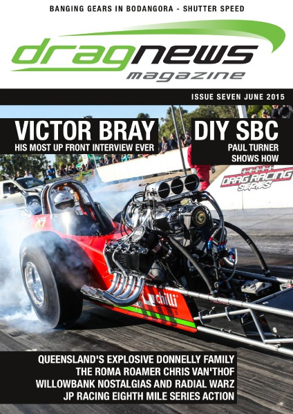 Drag News Magazine June 2015