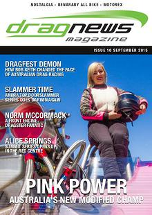 Drag News Magazine