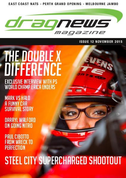 Drag News Magazine November 2015