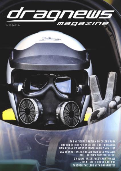 Drag News Magazine Issue 14