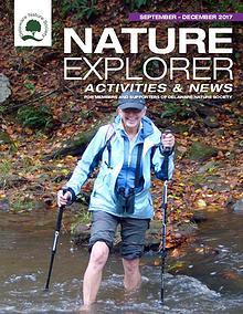 Delaware Nature Society Program Guide and Newsletter