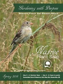 Native Plant Sale Catalogue - Delaware Nature Society