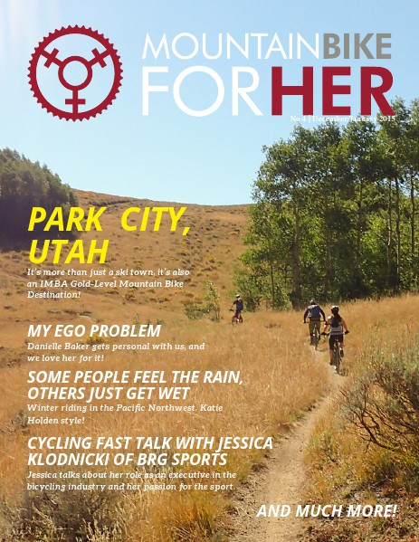 Mountain Bike for Her Issue 4 - Dec/Jan 2015