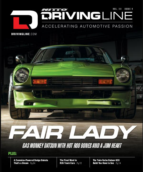 Driving Line VOLUME III ISSUE 4 | FALL 2017