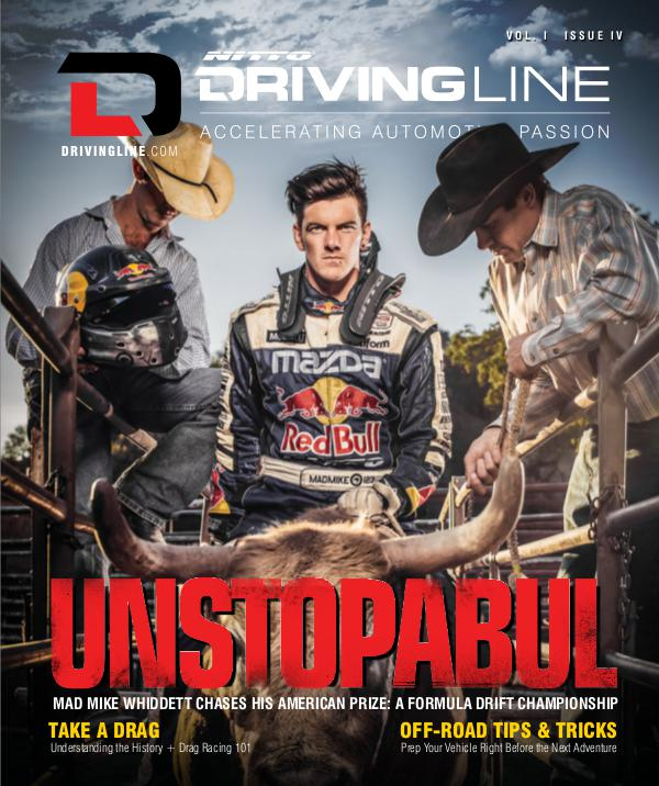 Driving Line VOLUME I ISSUE 4 | SUMMER 2015