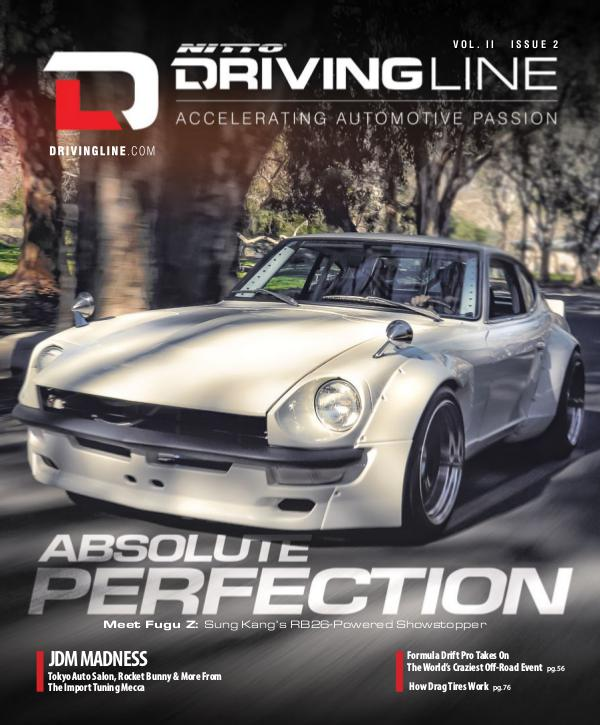 Driving Line VOLUME II ISSUE 2 | SPRING 2016