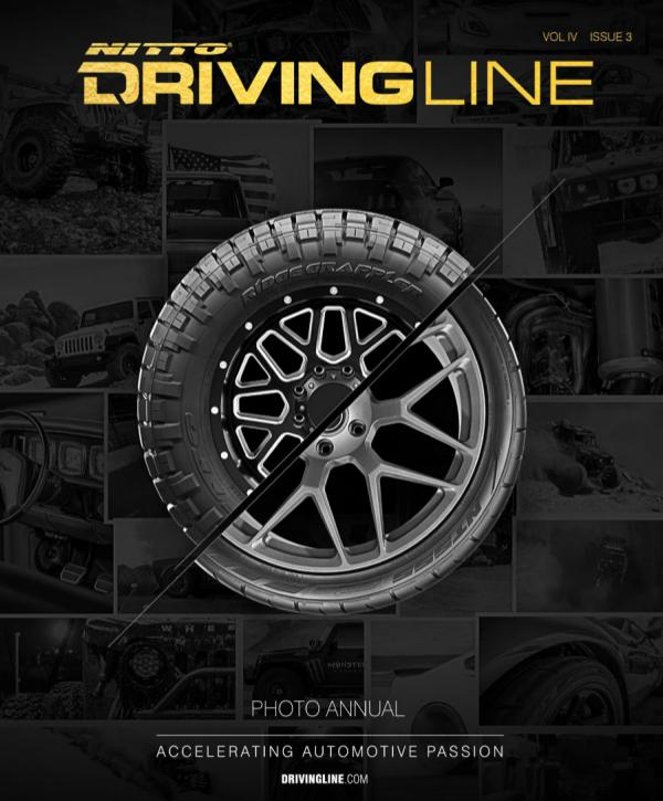 Driving Line VOLUME IV ISSUE 3 | SUMMER 2018
